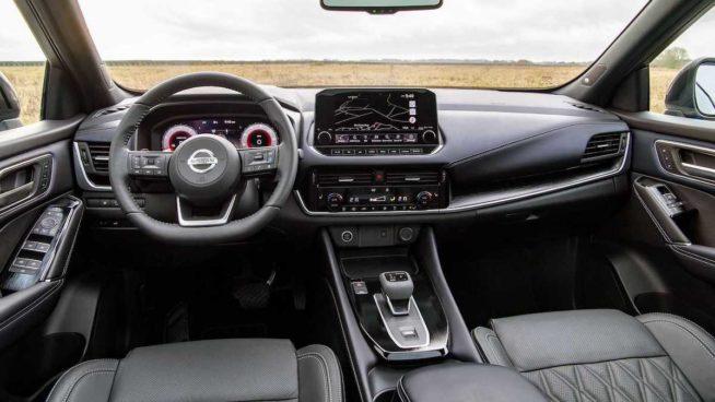Nissan Qashqai (2021): wnętrze