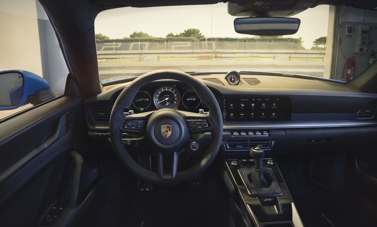 Porsche 911 GT3 (2022)