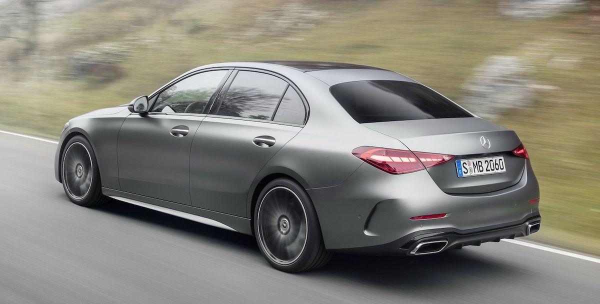 Mercedes Klasy C (2022) W206