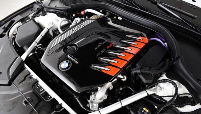 BMW serii 5 (G30) AC Schnitzer
