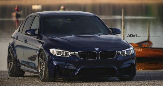 BMW M3 F80 po tuningu