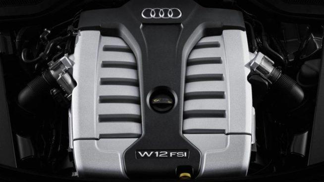 Audi: silnik W12