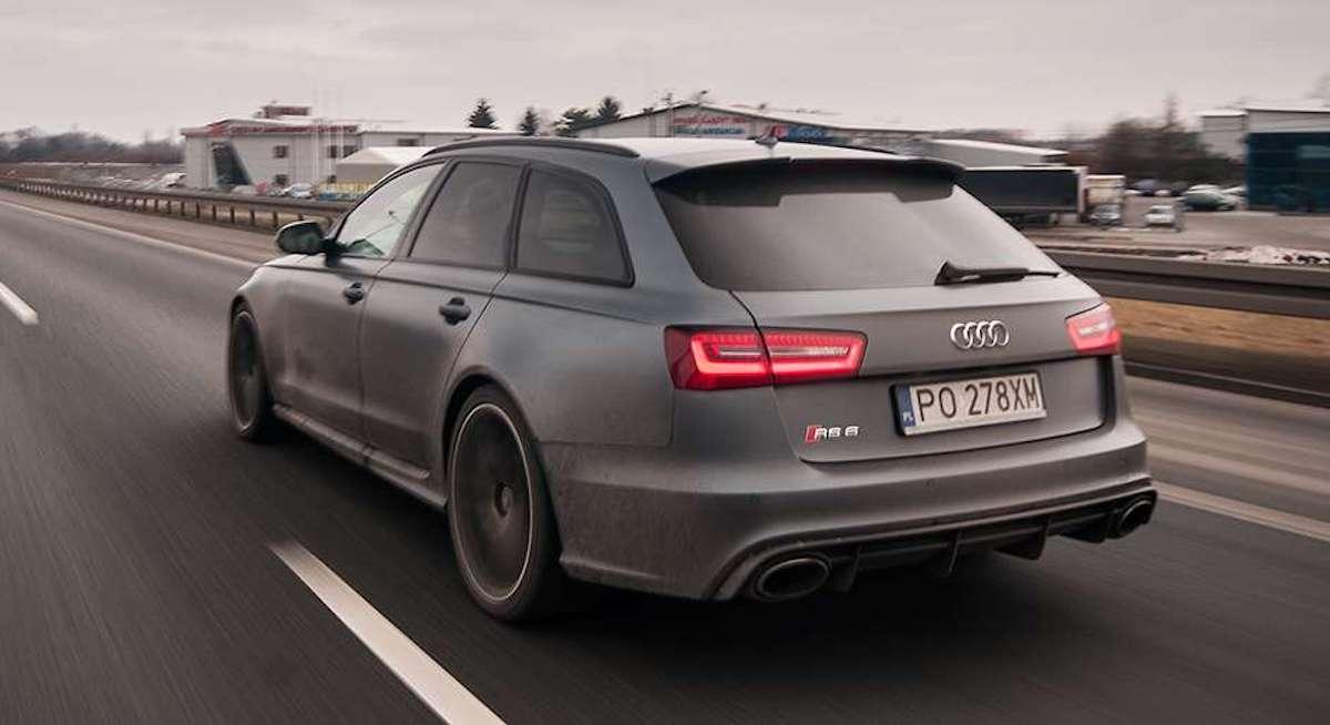 Audi RS6 C6 Avant