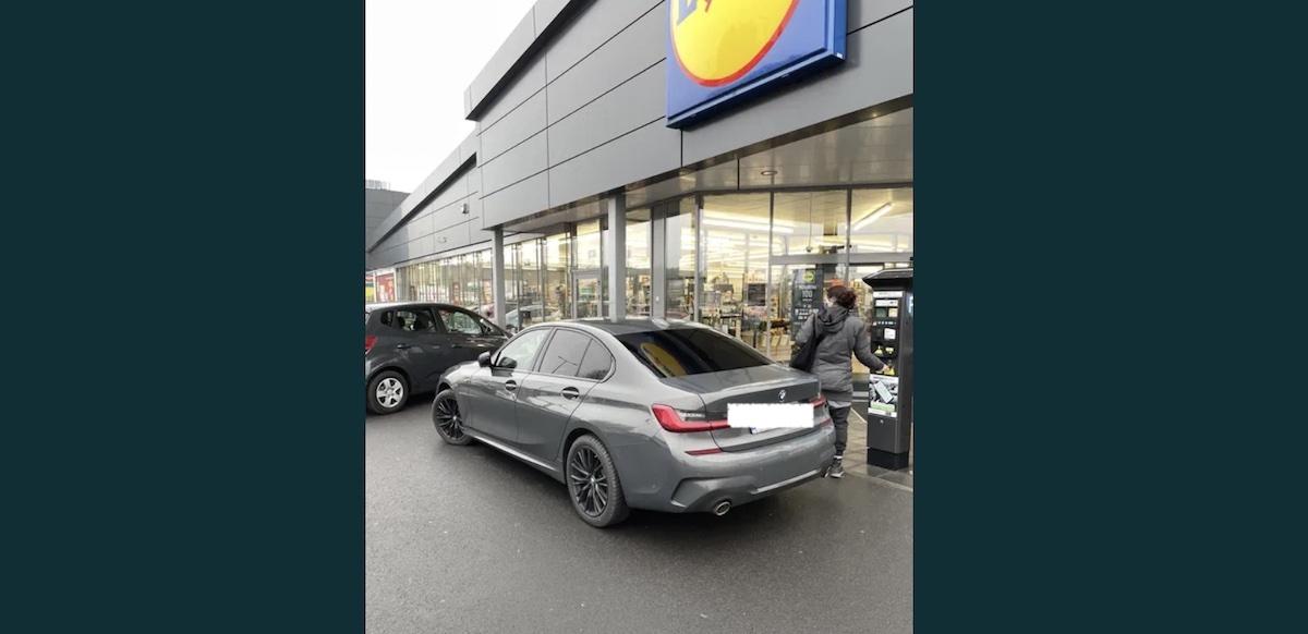 BMW 320i: cesja leasingu, oferta olx.pl