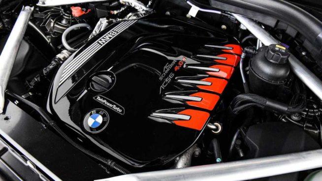 BMW X6 (G06) AC Schnitzer, silnik