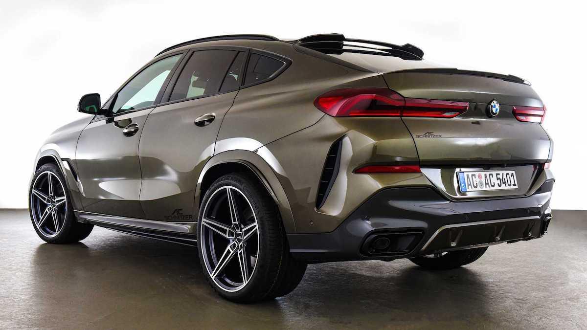 BMW X6 (G06) AC Schnitzer, 22-cali