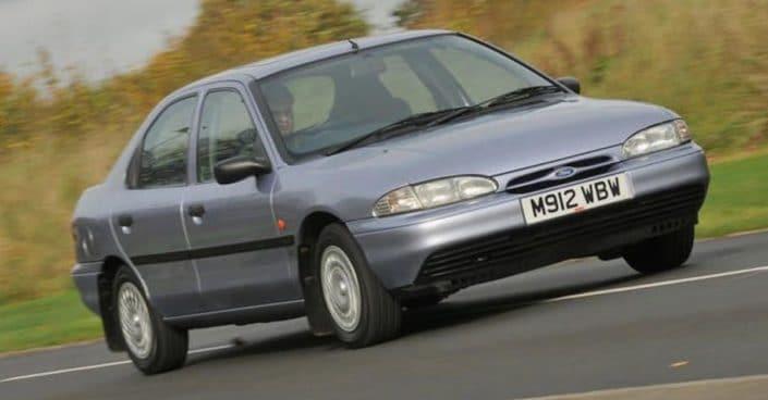 Ford Mondeo 1993 (pierwsza generacja)