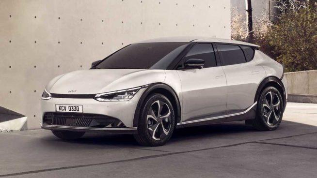 KIA EV6 GT (2022)