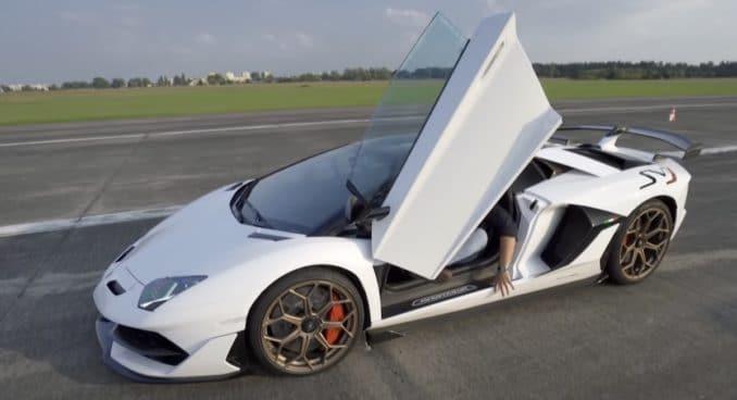 Lamborghini Aventador SVJ: Joseph, the.collection