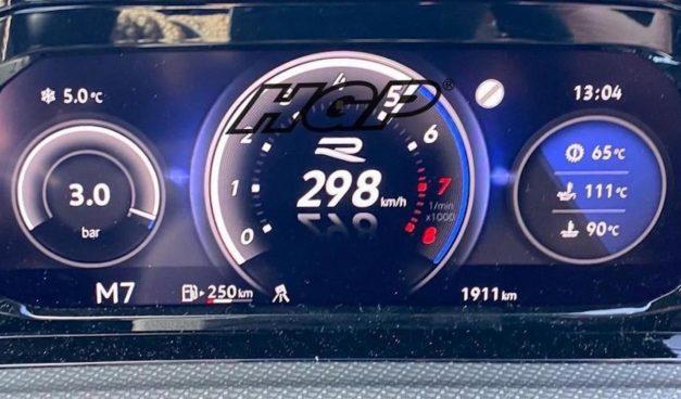 Volkswagen Golf R HGP tuning (2021)