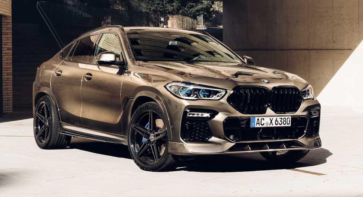 BMW X6 (G06) AC Schnitzer