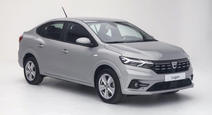 Dacia Logan (2020), przód