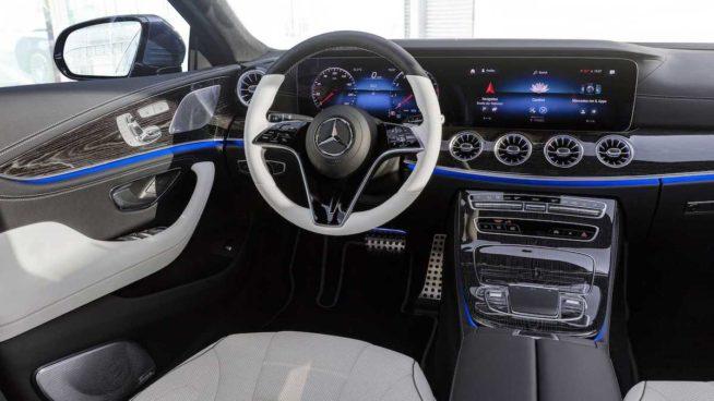 Mercedes CLS (2022) lifting