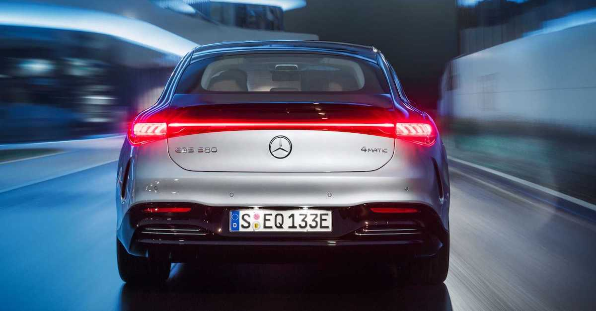 Mercedes EQS (2022)