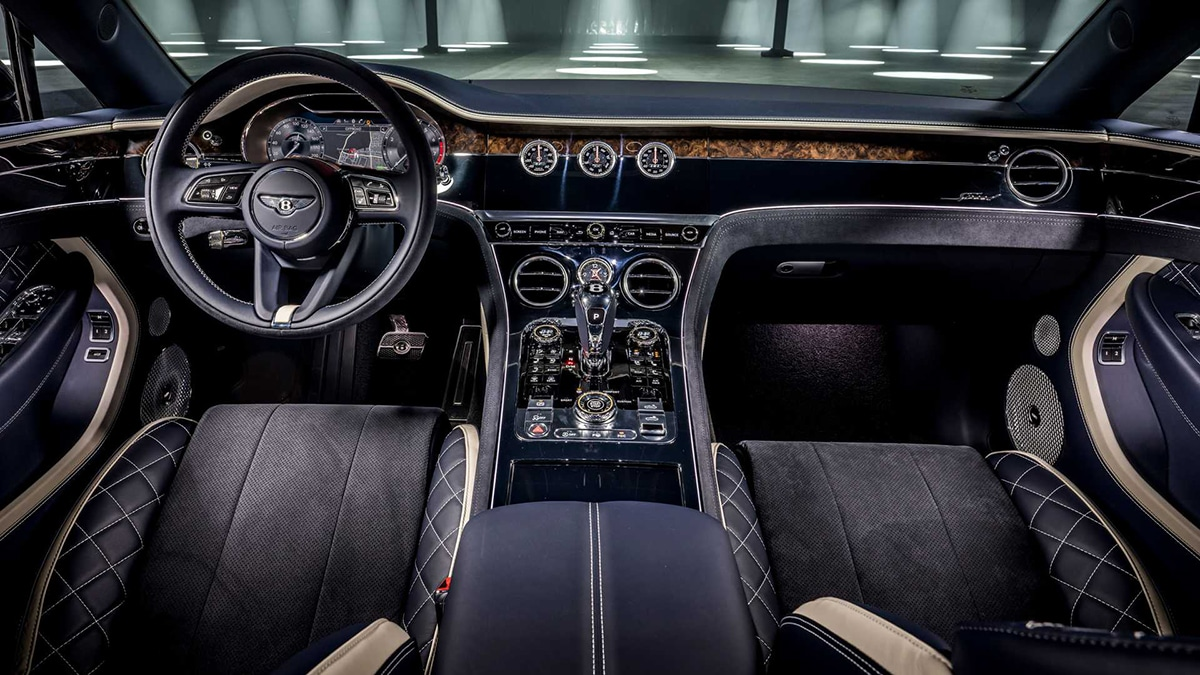 Bentley Continental GT Speed Convertible (2021)