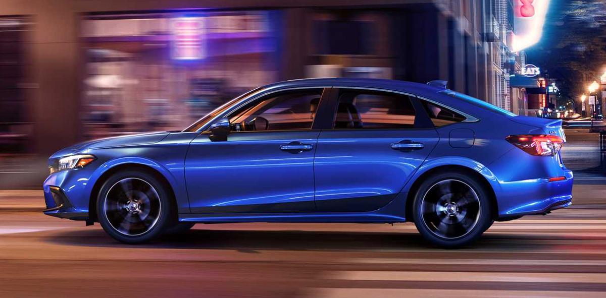Honda Civic 11 Sedan 2022