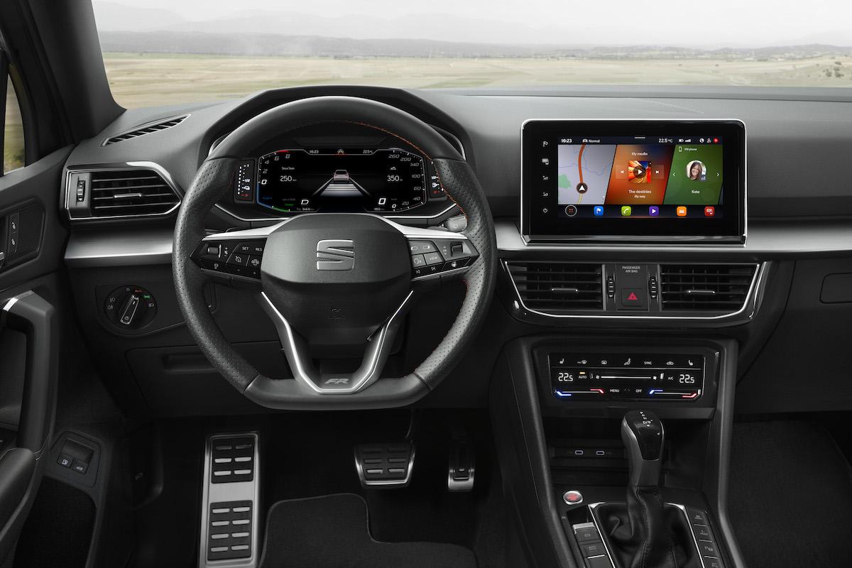 Seat Tarraco e-Hybrid (2021)