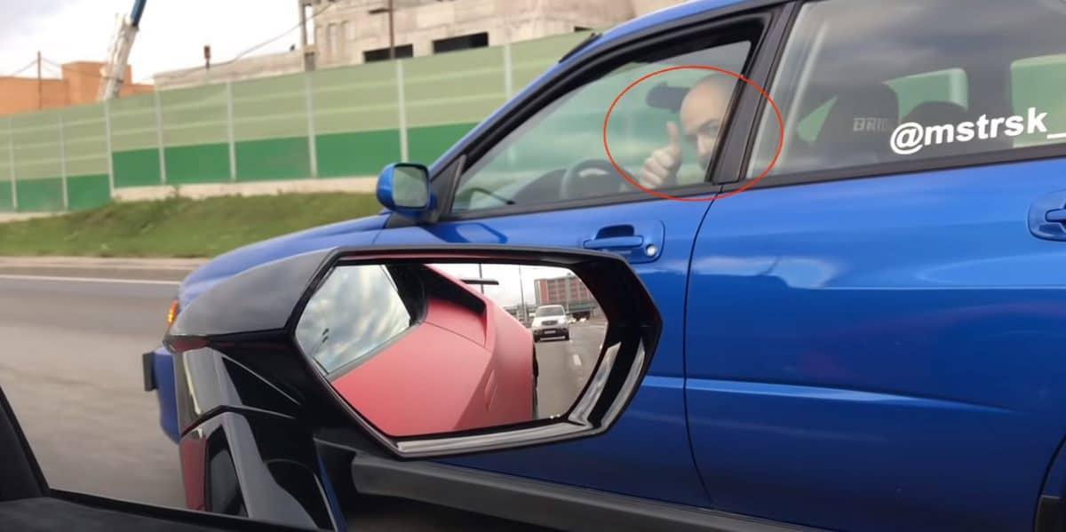Subaru WRX vs. Lamborghini Huracan Performante