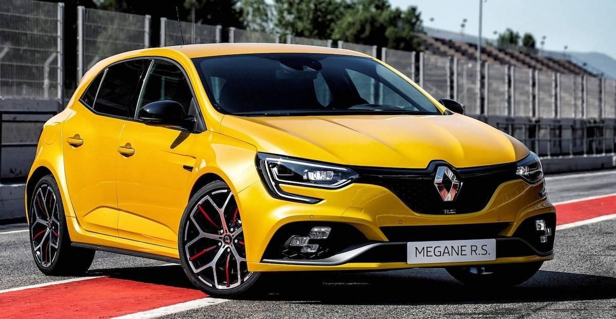 Renault Megane RS Trophy (2018)