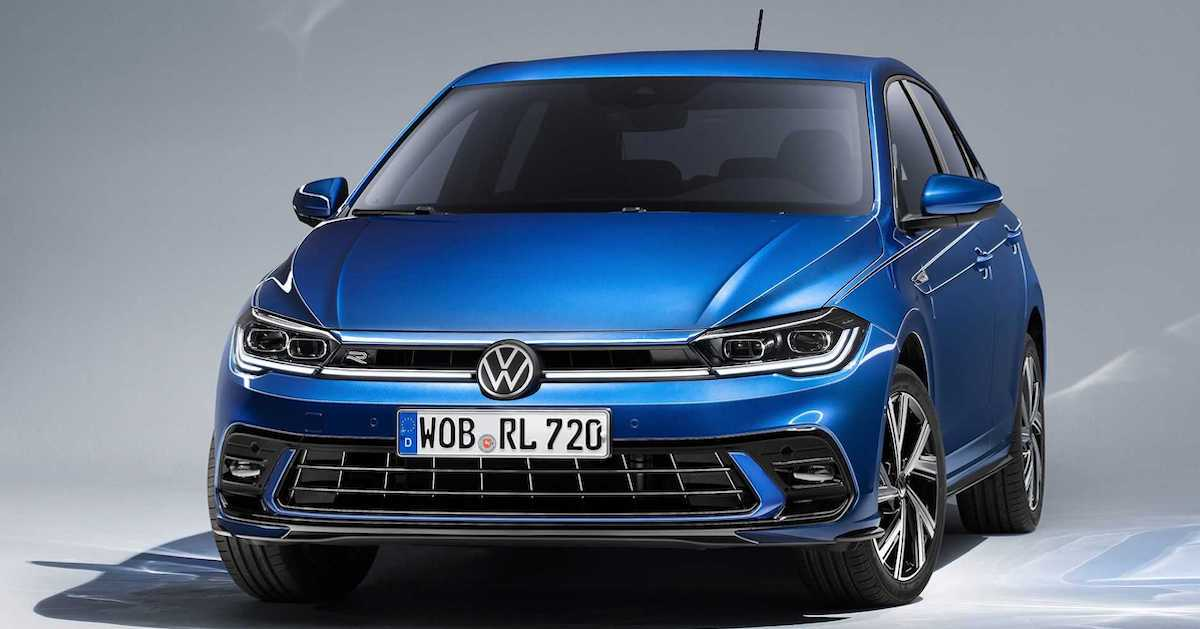 Volkswagen Polo (2021) lifting