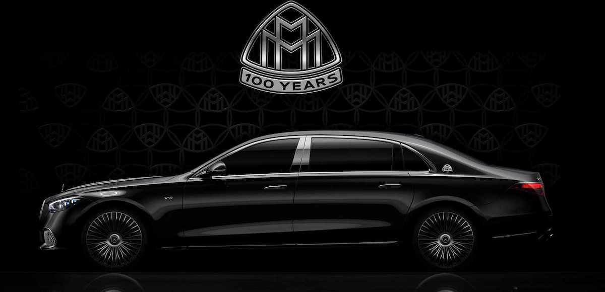 Mercedes Maybach V12, zwiastun (2021)