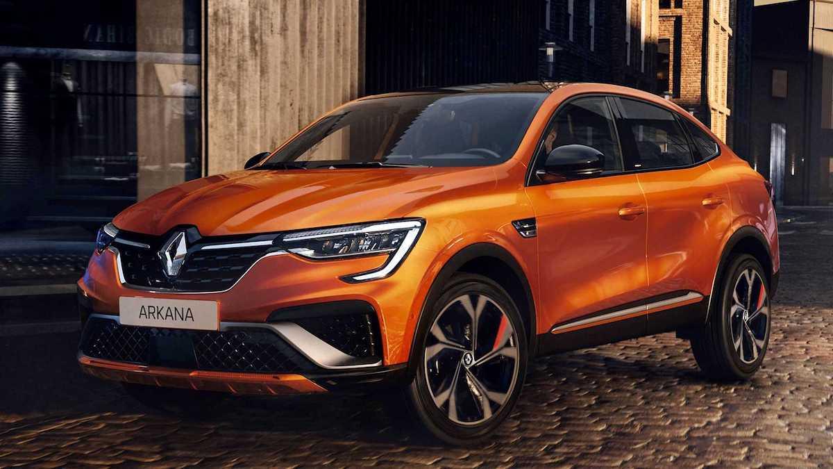 Renault Arkana R.S. Line (2020)