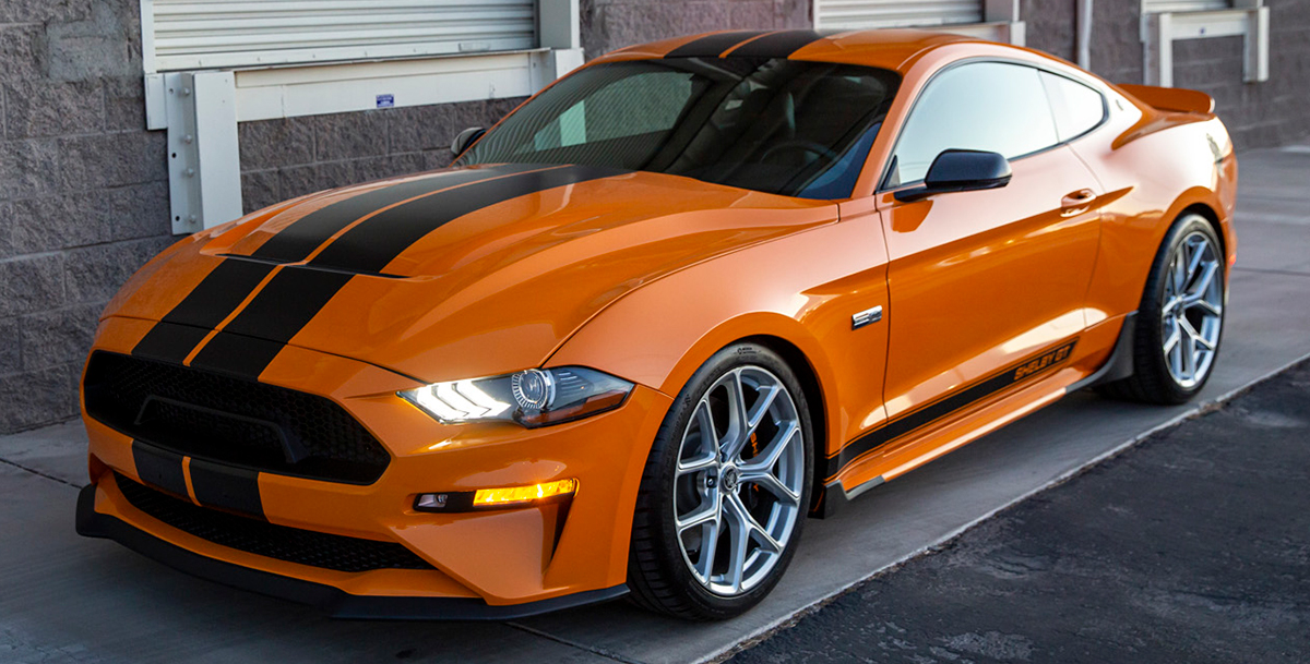 2021 Shelby GT Mustang