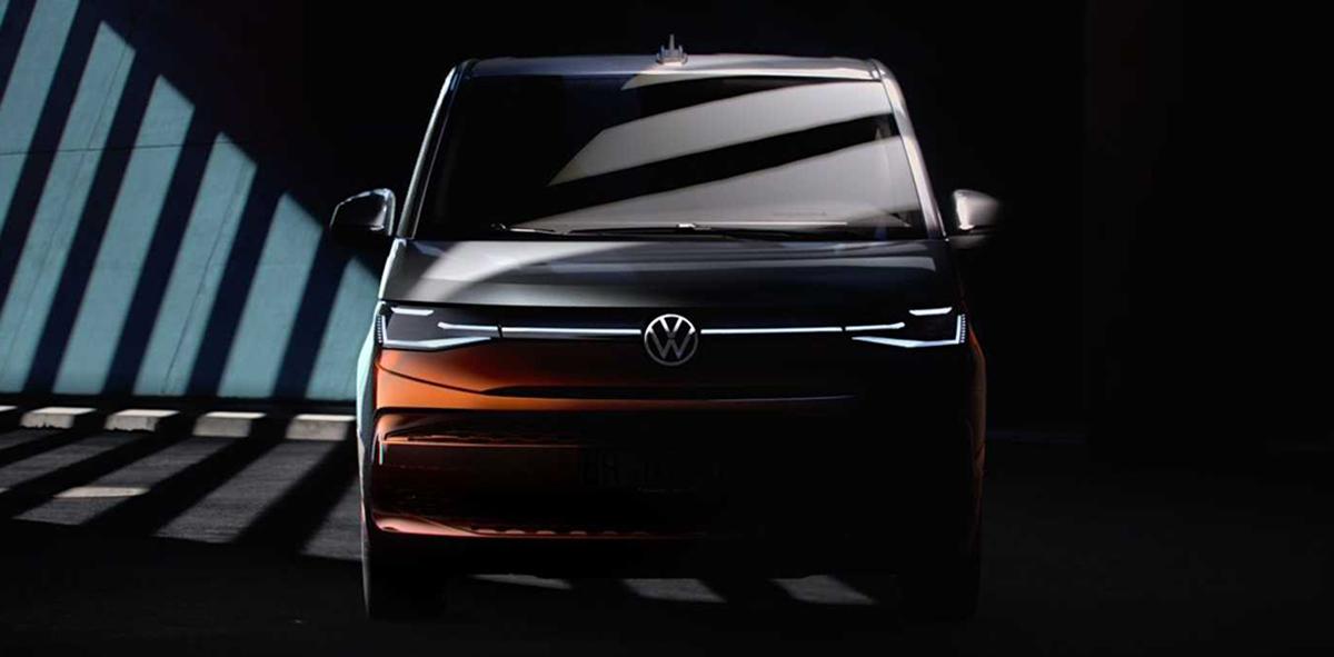 2021 Volkswagen Multivan T7