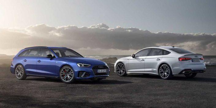 2022 Audi A4 Audi A4 S-Line Competiton Plus