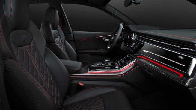 2022 Audi Q7 S-Line Competition Plus