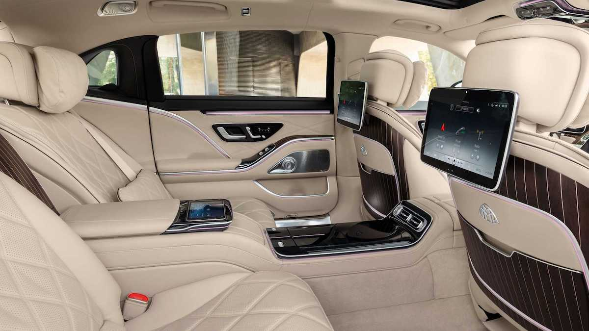 2022 Mercedes-Maybach S680