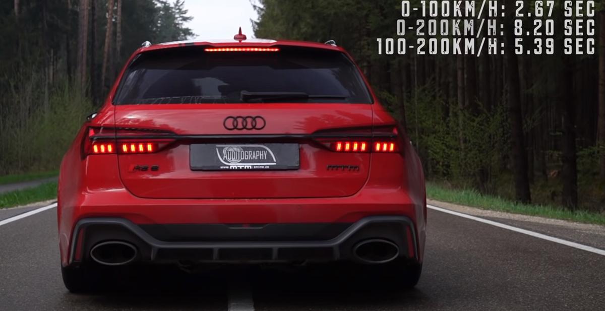 2020 Audi RS6 MTM