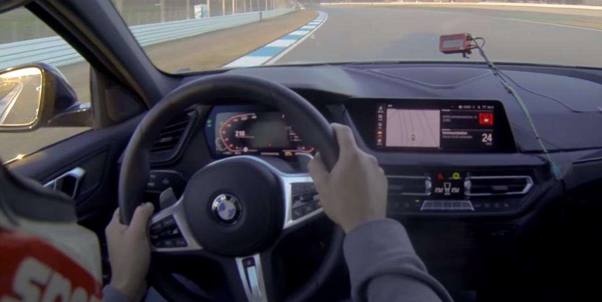 BMW 128Ti Hockenheim