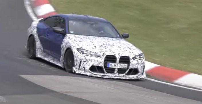 BMW M4 CSL 2022