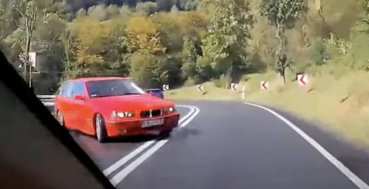 BMW Serii 3 e36 Touring