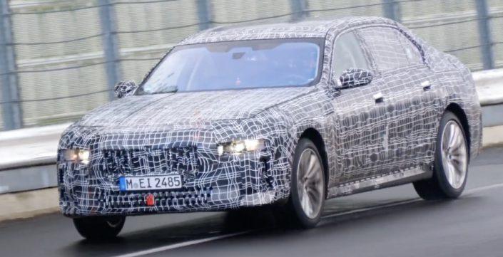 BMW Serii 7 G70 G71