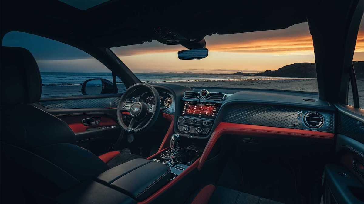 Bentley Bentayga S 2021