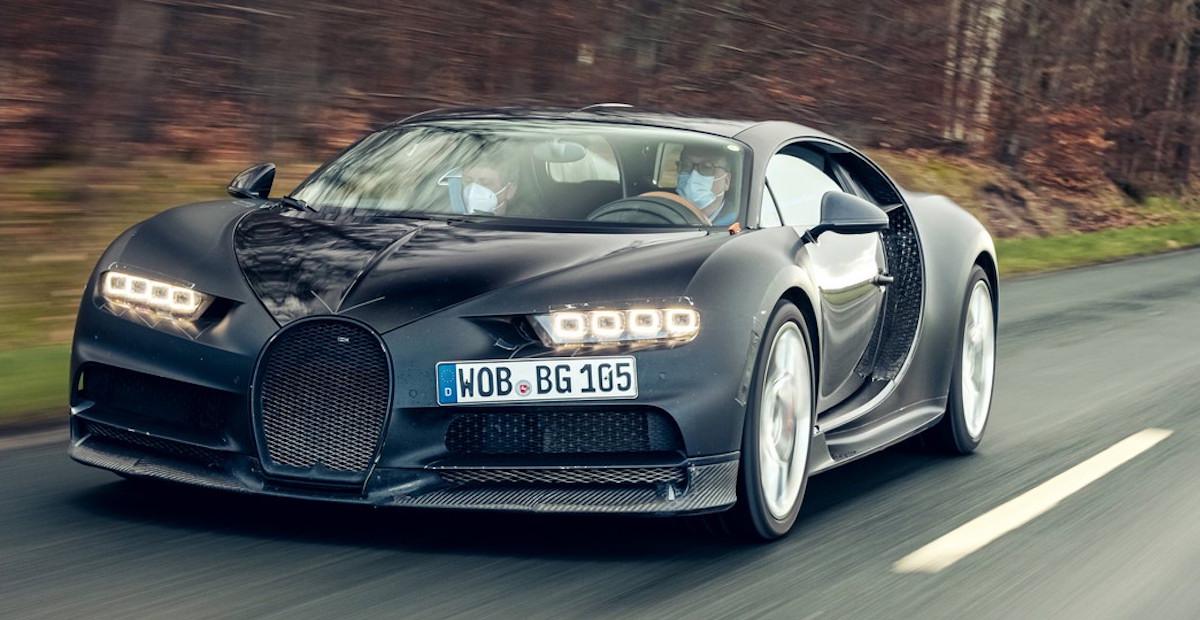 Bugatti Chiron Prototyp 4-005