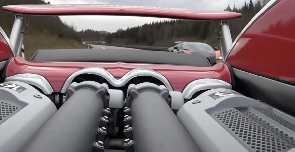 Bugatti Veyron vs Bugatti Veyron Grand Sport Vitesse WRC