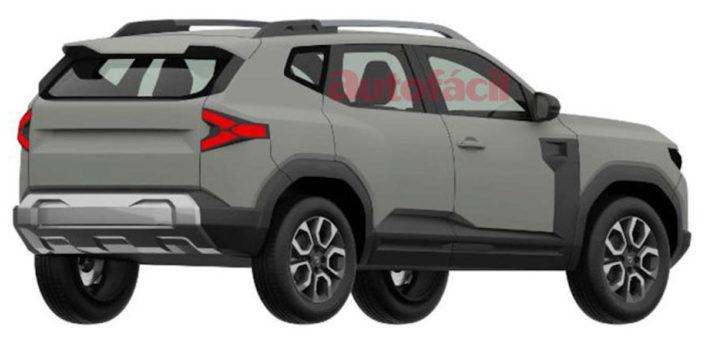 Dacia Bigster 2022