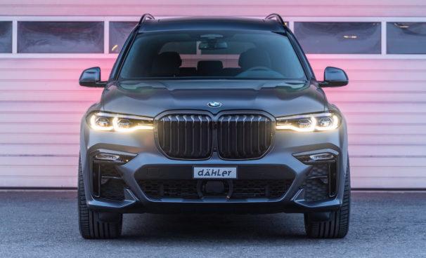 BMW X7 Dahler tuning