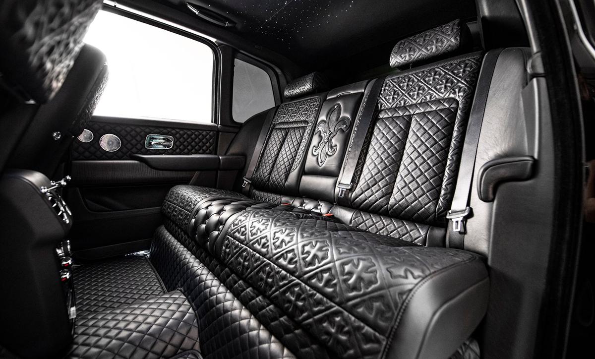 Drake Rolls Royce Cullinan