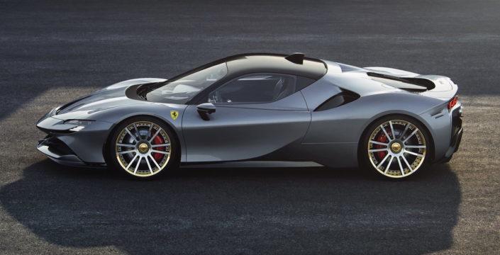Ferrari SF90 Wheelsandmore
