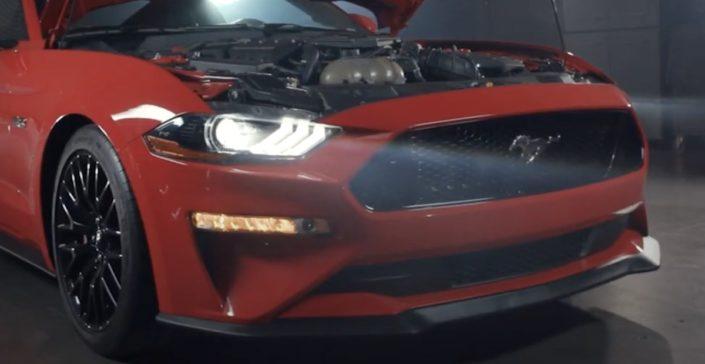 Ford Mustang 5.0 GT Edelbrock