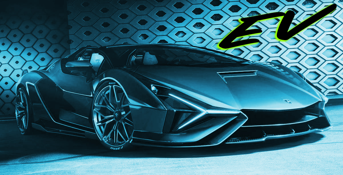 Lamborghini FKP Sian Roadster