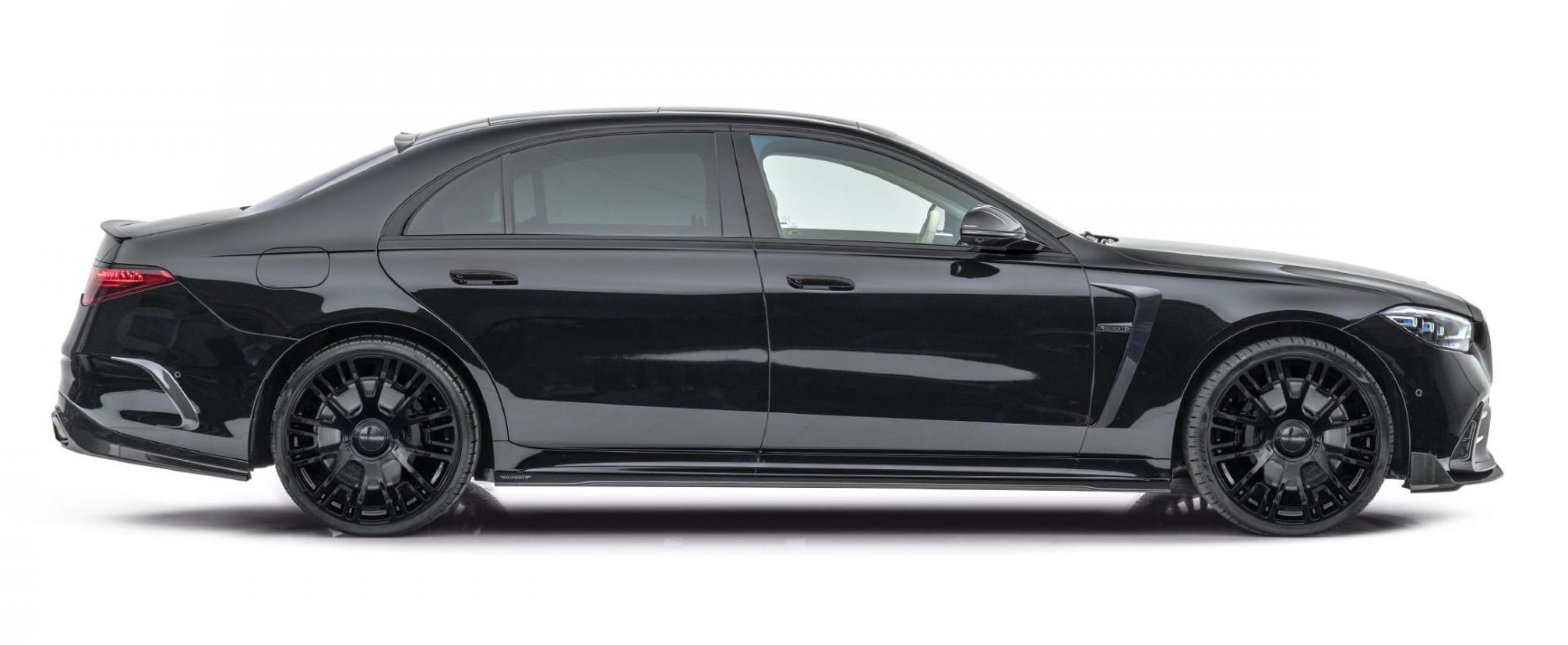 Mansory Mercedes-Benz Klasy S W223