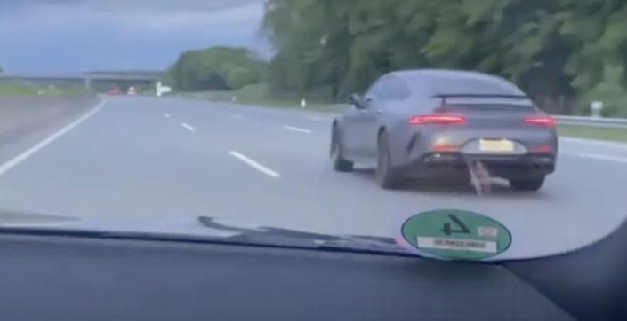 Mercedes-AMG GT 63 S vs BMW M340i xDrive G20