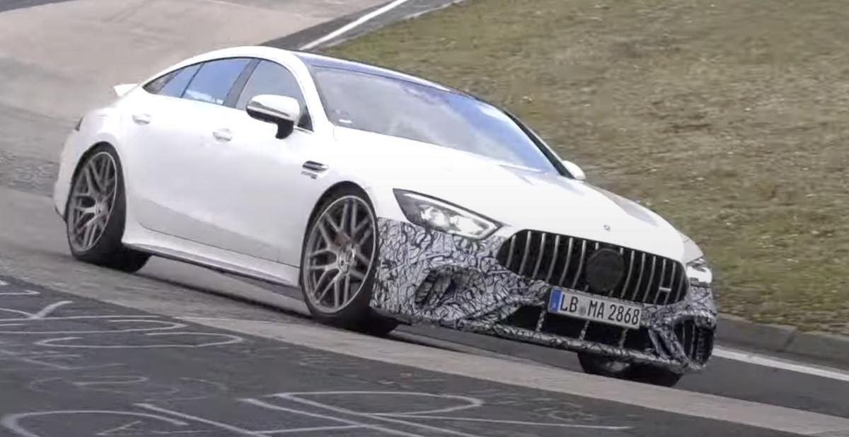 Mercedes-AMG GT 73e 4door Coupe