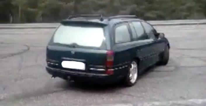 Opel Omega B 2.5 TD