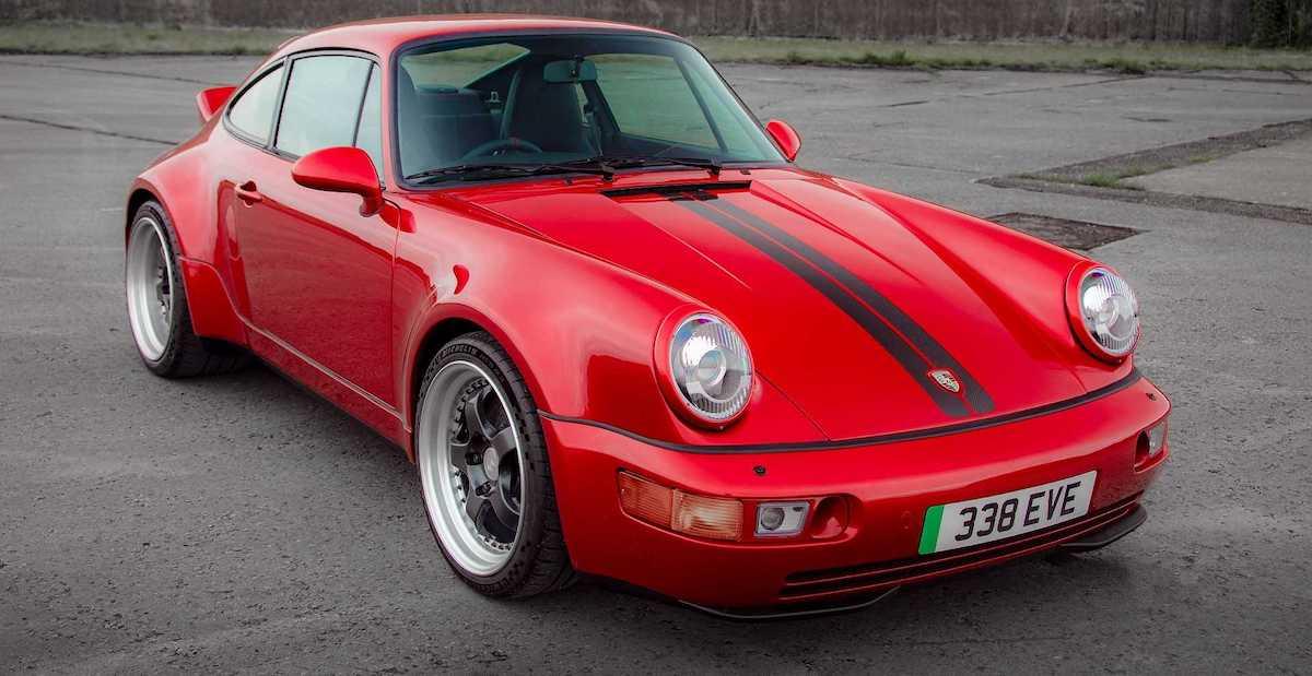 Porsche 911 964 Everatti
